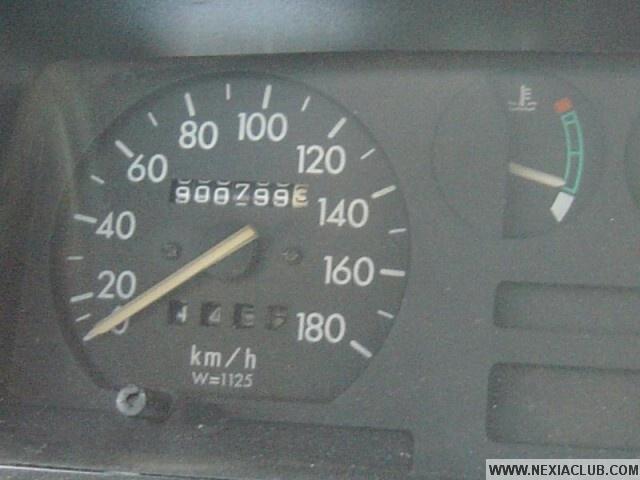 Daewoo Cielo 900 000 km