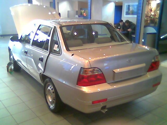 Daewoo Nexia facelift 3