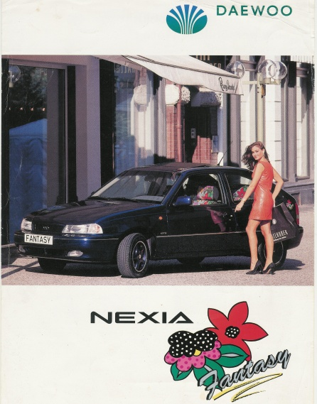 Daewoo Nexia Fantasy
