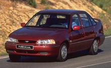 Daewoo Nexia sedan