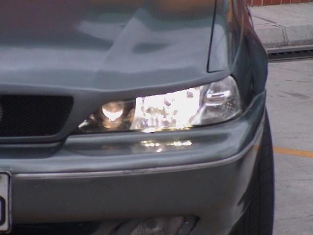 Daewoo Nexia lepší přední světlomety
