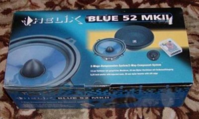 Reproduktory helix Blue 52 MKII