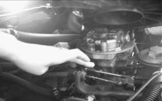 Montáž přívodu LPG plynu - Daewoo Nexia 2