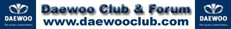 Daewoo club banner