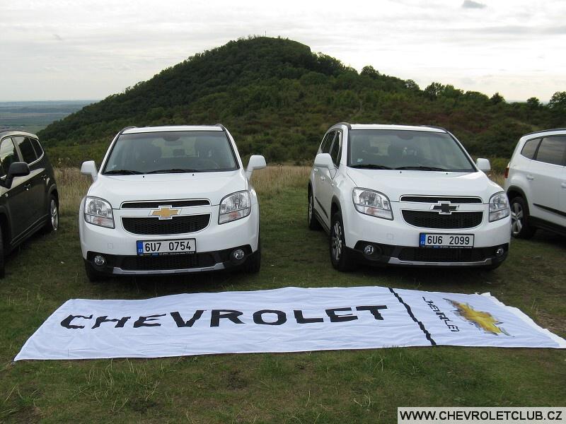 Chevrolet sraz Litoměřice 23.9.2012