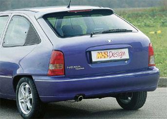 Zadní stříška Daewoo Nexia hatchback