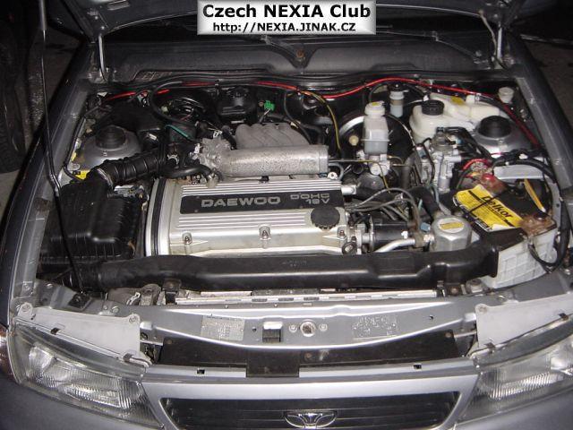 Motor 16vDOHC-90PS