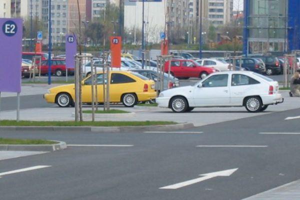 Daewoo Nexia / Lanos sraz Praha - 17.4.2004