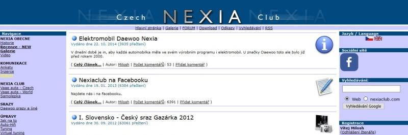 czech nexia club v2