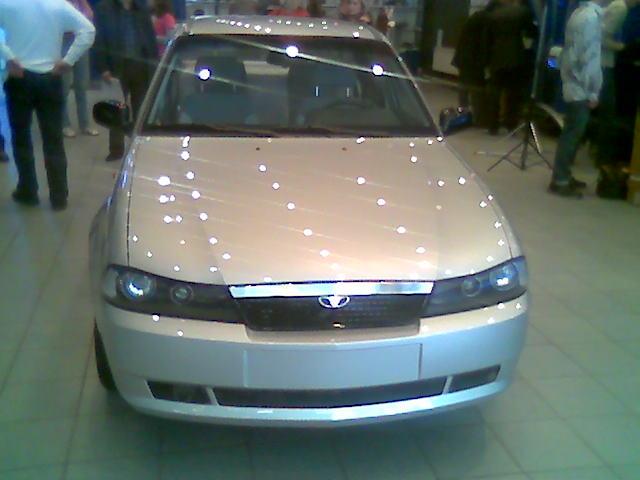 Daewoo Nexia facelift