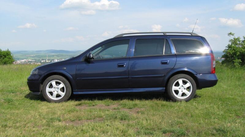 Podzimní Opel / Daewoo sraz 2006