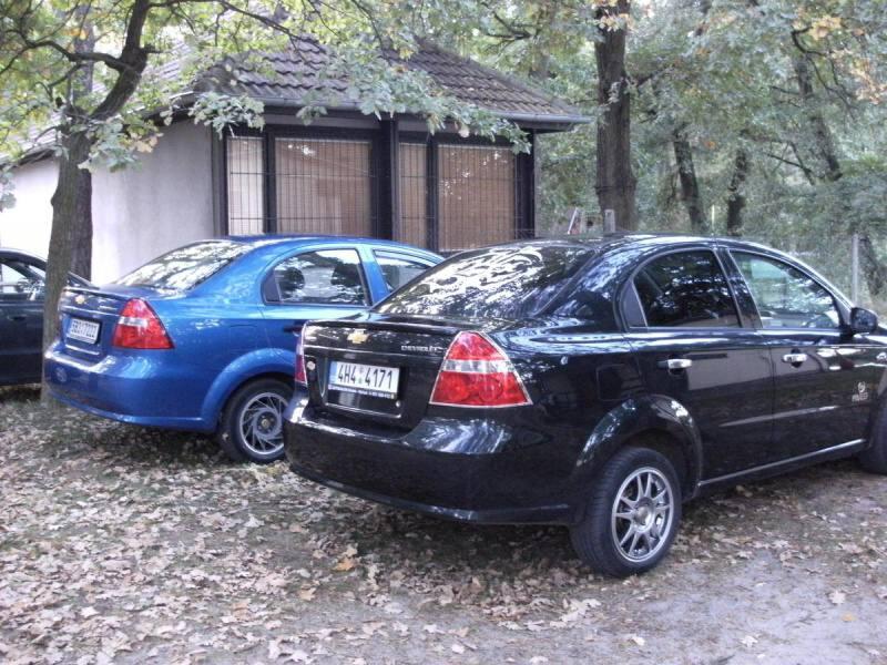 Chevrolet sraz Gazárka 2012