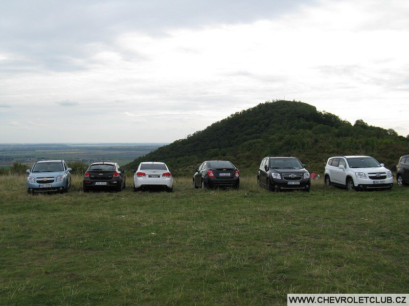 Chevrolet sraz Litoměřice 2012